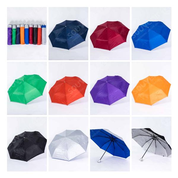 Payung Lipat 3 PL03 002 GRC