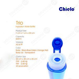 Trio Hydration Water Bottle