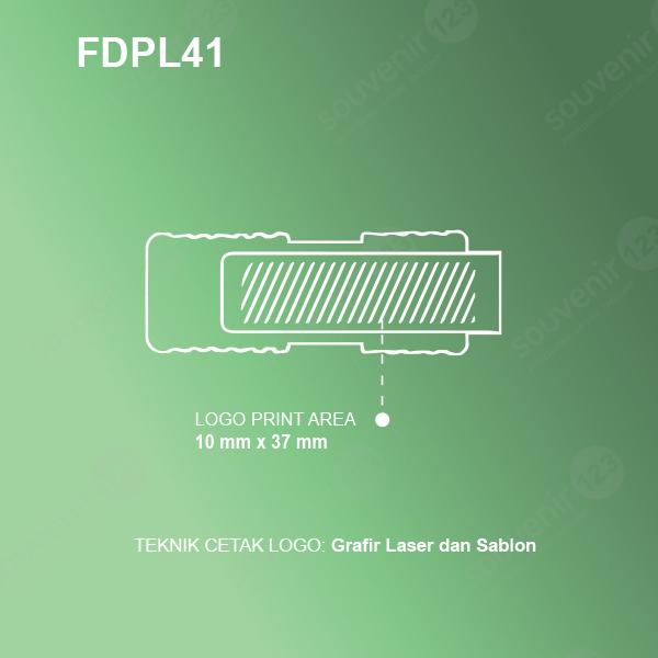 USB Plastik FDPL41