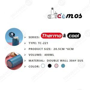Vacuum Flask Amaris TC-221
