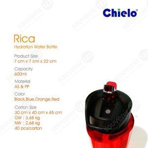 Rica Hydration Water Bottle